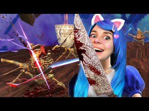 БЕЗУМНЫЕ ФАЙТЫ! 🔪 Alice: Madness Returns #10