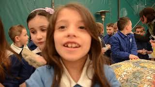 IL MOSAICO DI ANDREINA- 2014- Scuola 1 Elementare di Indicatore- Arezzo- Progetto scuola