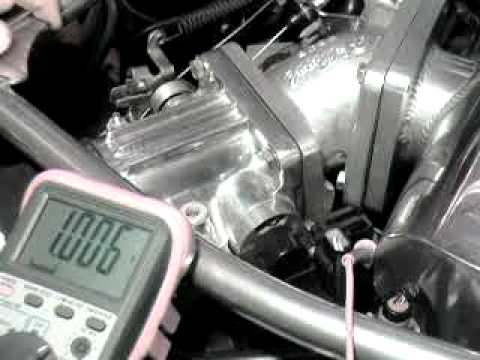 How To Adjust A TPS On Your 86-04 Ford Mustang - YouTube