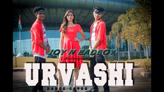 URVASHI | | Yo Yo Honey Singh || joyNbadboy Dance Cover || Basic choreography || Gondia ||