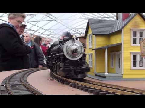 #59 G Gauge 'Time for Trains – More Steam'  2011-01-25