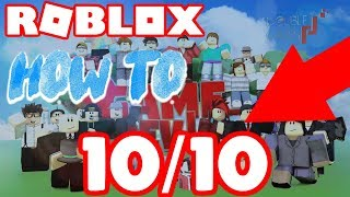 Roblox Game Dev Life - How to make a 10/10 Game!