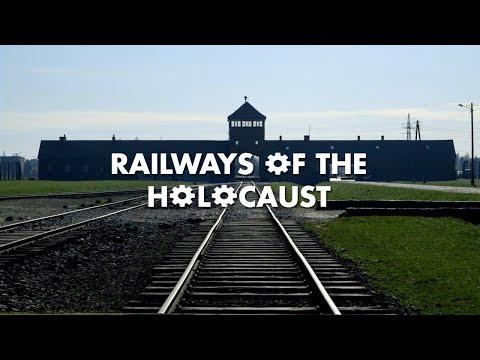 RAILWAYS OF THE HOLOCAUST with Chris Tarrant