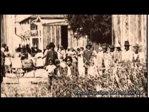 Reconstruction second civil war