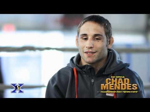 1 on 1 Interview w/ Chad Mendes #mendesmadness exclusive