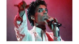 17 augustus 1986 Prince in de Ahoy