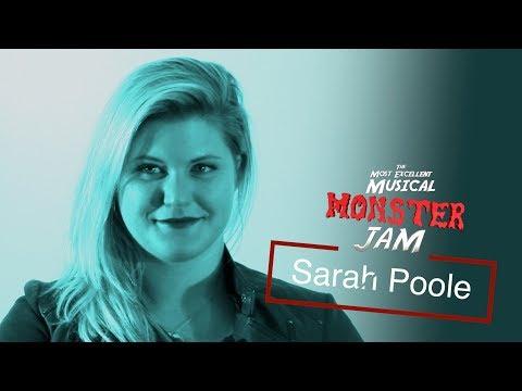 Musical Monster Jam -  Sarah Poole