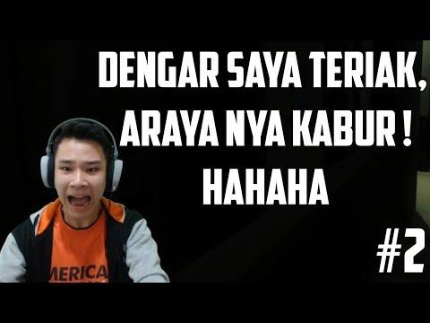CARA TERKEREN USIR ARAYA - Araya Indonesia - PART2