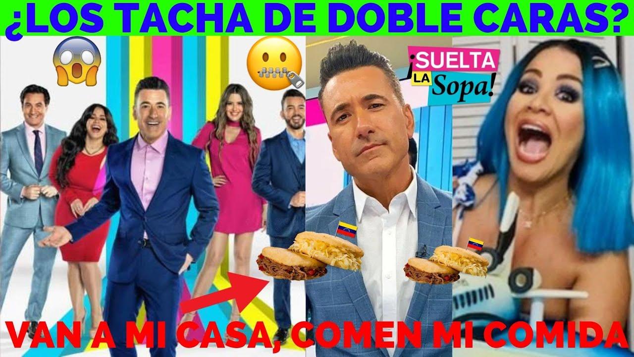 Ni Indirectas: Carolina Sandoval Le Entra Con Todo a Ex Compañeros de Suelta La Sopa y Jorge Bernal