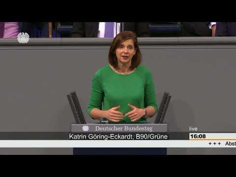Katrin Göring-Eckardt zum Jahrestag des Terroranschlags am Breitscheidplatz (Bundestagsrede)