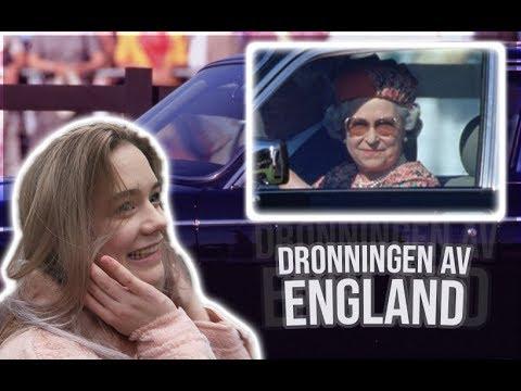 SÅ DRONNINGEN AV ENGLAND | London vlog #4