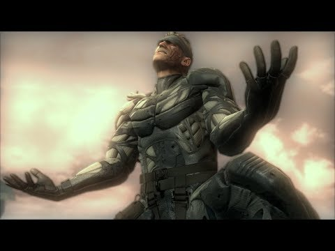 In Defence of Metal Gear Solid 4