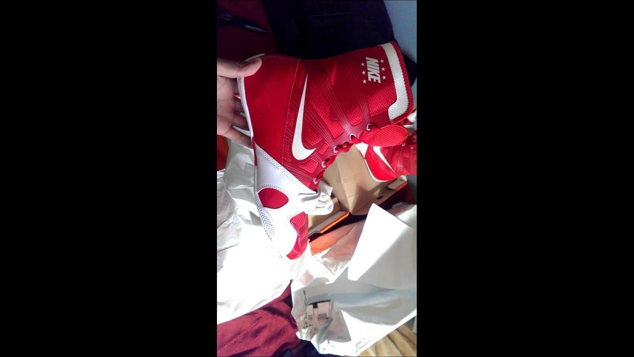 online retailer 59e19 fa6ec Nike HyperKo MP ( Manny Pacquiao boxing shoes)
