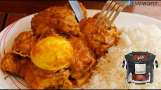 Video How to make Swahili Coconut Chicken with eggs | Chef Ali Mandhry download MP3, 3GP, MP4, WEBM, AVI, FLV November 2017