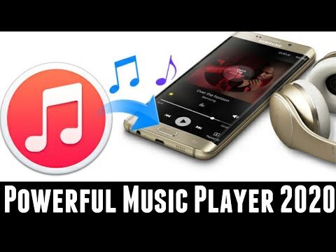 Top 5 FREE Music Player Apps For IPhone & Android 2020 | Best Music Player 2020 URDU/HINDI