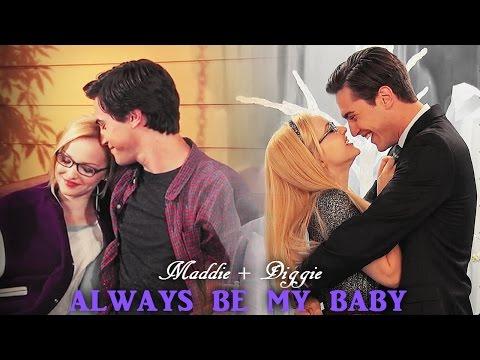 Maddie + Diggie | Always Be My Baby [+3x17]
