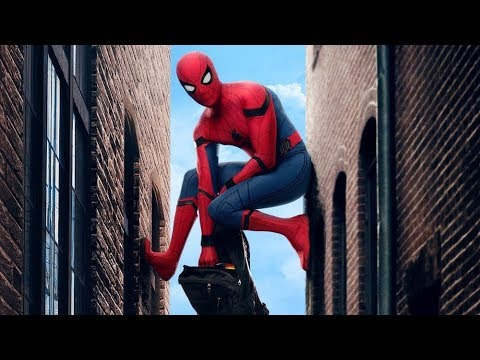 Spider Man Homecoming - Hey Ho! Let's Go Music Video By AKASH