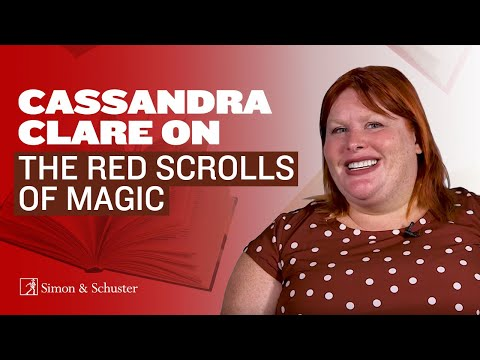 Cassandra Clare discusses the next Shadowhunters novel - THE RED SCROLLS OF MAGIC Mp3