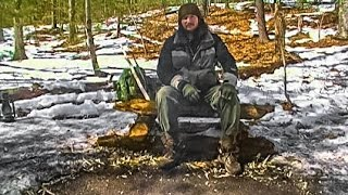 Making A Bushcraft Chair
