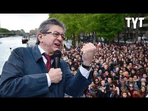 Populist Left SURGING In France