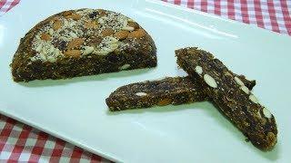 Receta fácil de pan de higo casero (Dulce de navidad)