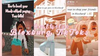 Aesthetic Bloxburg TikToks | Roblox Bloxburg | SakuraxRoblox