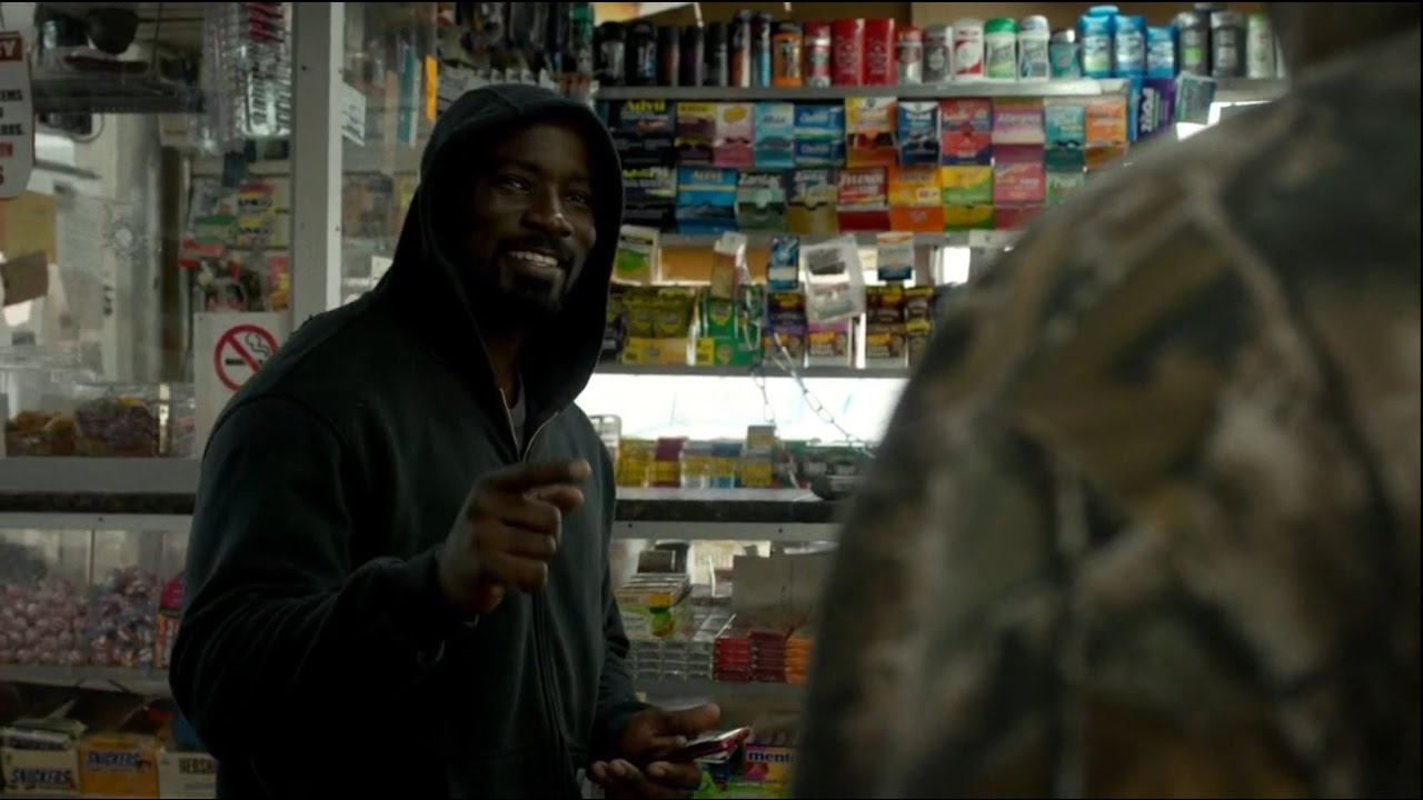 Download Luke Cage Best Moments