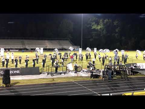 Landstown Marching Eagles Tallwood Competition 10/27/18