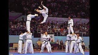 Những đòn đá bay đỉnh cao trong Taekwondo | Taekwondo High Kick