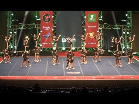 Cheer Extreme Sr Elite HITS ZERO Day 2 at NCA!!