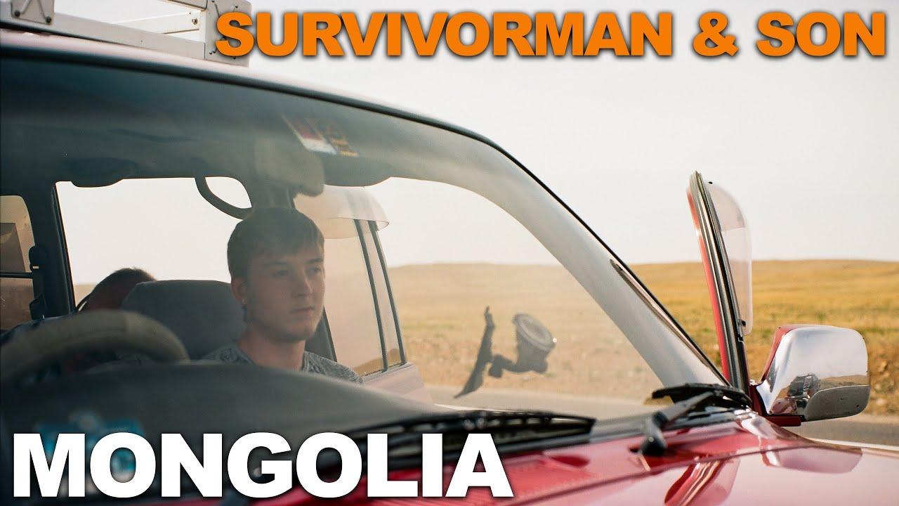 Download Survivorman & Son | Episode 4 | Mongolia | Les Stroud