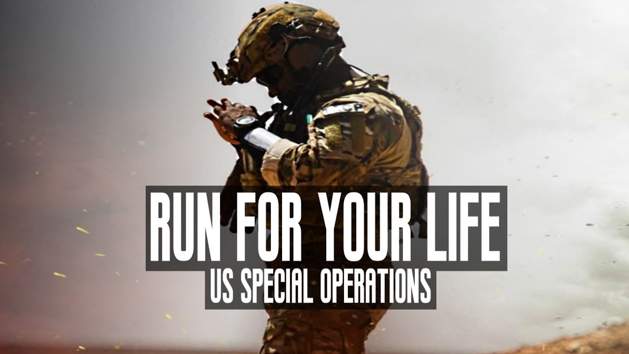 "U.S. Special Operations - ""Run For Your Life"" (2018 ᴴᴰ)"