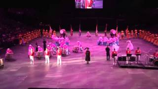 Republic of Korea Traditional Army Band and Yepuri Korean Dancers