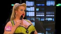Daphne de Luxe. Die XL-Barbie der Comedy erklärt, warum Joggen höchst gefährlich ist - Comedy Tower