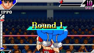 [HD] TAS: GBA Hajime no Ippo - The Fighting! (JPN) in 04:19.85 by error1