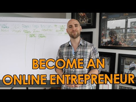 How To Become The Online Entrepreneur Of The Future
