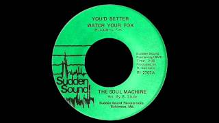 The Soul Machine - You