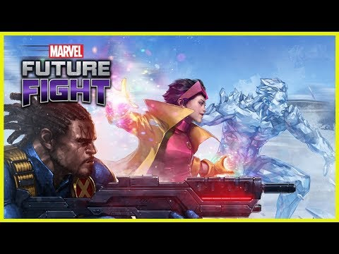 #InsetoLive 209 - Marvel Future Fight