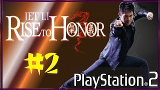 Jet Li: Rise to Honor • PC • (PCSX2 Emulador) - Parte 2