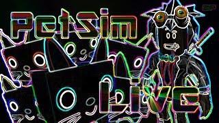 (Roblox) PetSim! M00NC01NZ! ///Avatar-Item-Giveaway///(RoadTo600)