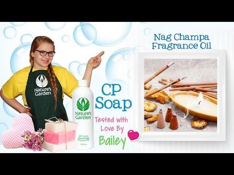 soap-testing-nag-champa-fragrance-oil--natures-garden