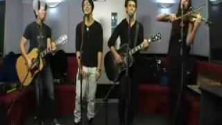 Jonas Brothers-Thinking Of You-VIDEO(COVER)+LYRICS+DOWNLOAD+Acoustic BBC Radio 1 Live Lounge