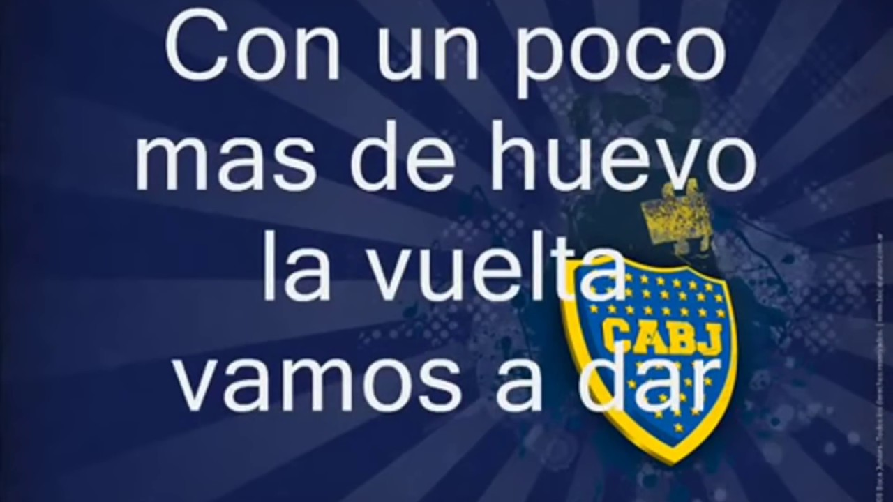Dale Dale Boca - YouTube