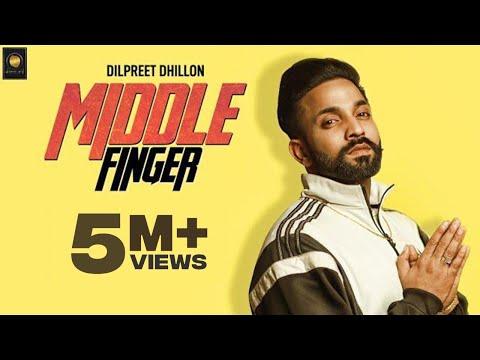 Middle Finger || Dilpreet Dhillon || Jerry || Ravi RBS || Patiala Shahi Records