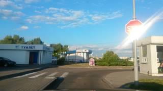 на машине в Италию. день 1 переход границы Беларусь-Польша по платному коридору