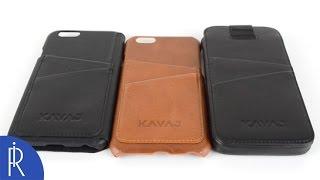 Kavaj Dallas, Tokyo und Miami für das iPhone 6 - Review