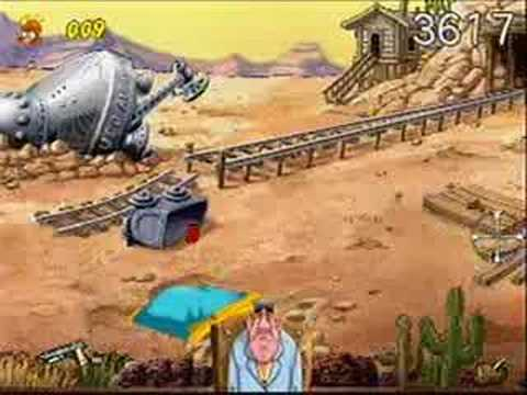 NC* Chicken Shoot (Wii) Review