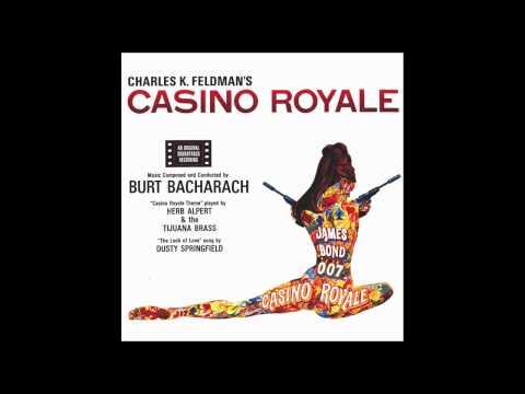 The Look Of Love  - Burt Bacharach  (HQ)