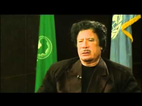 Interview Moammar Gaddafi on Al Jazeera, Sept 25, 2009