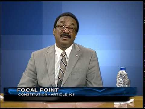 Focal Point Part 3 with Attorney General Hon. Basil Williams.